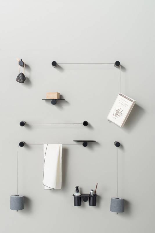Accessori Bagno Design Minimale.Design Minimal E Flessibilita Per Gli Accessori Bagno