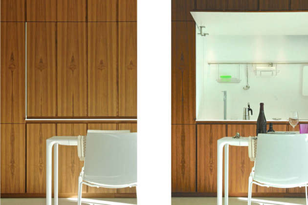 composizione mobile cucina aperto 1