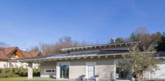 risparmio energetico villa