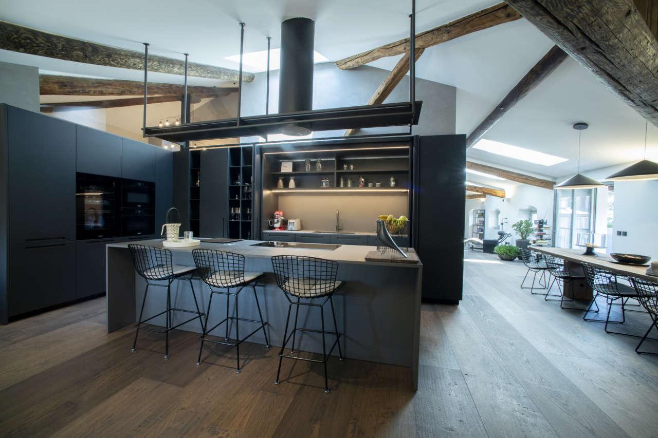 attico moderno