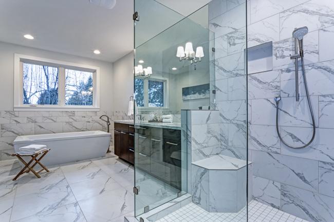 installazione doccia