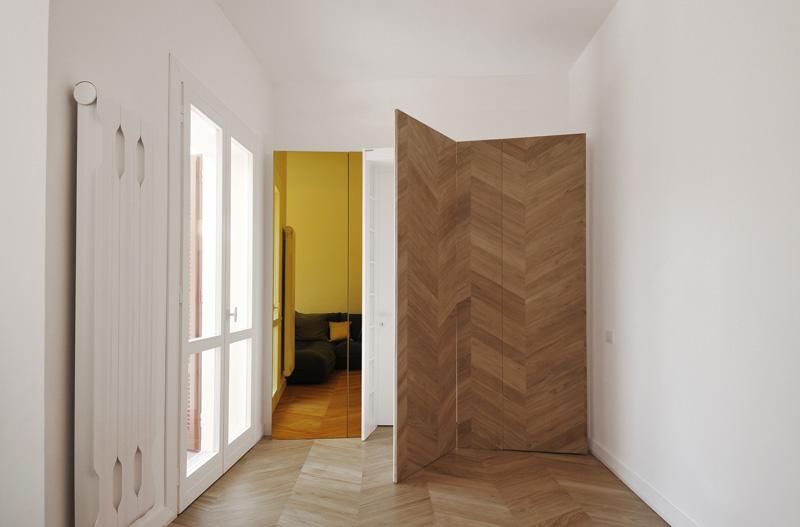 ottimizzare gli spazi in casa